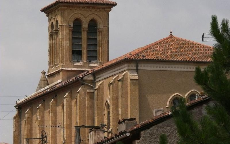 ROUTE DES PEINTURES MURALES ET SCULPTURES EN ASTARAC