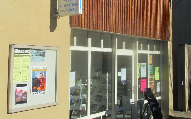 BUREAU D'INFORMATION TOURISTIQUE VAL DE GERS - SEISSAN