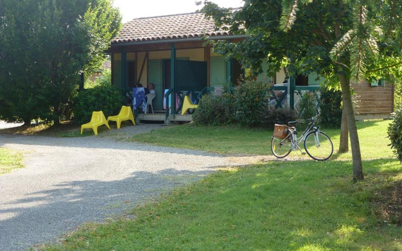CAMPING ET RESIDENCE LES BERGES DU GERS