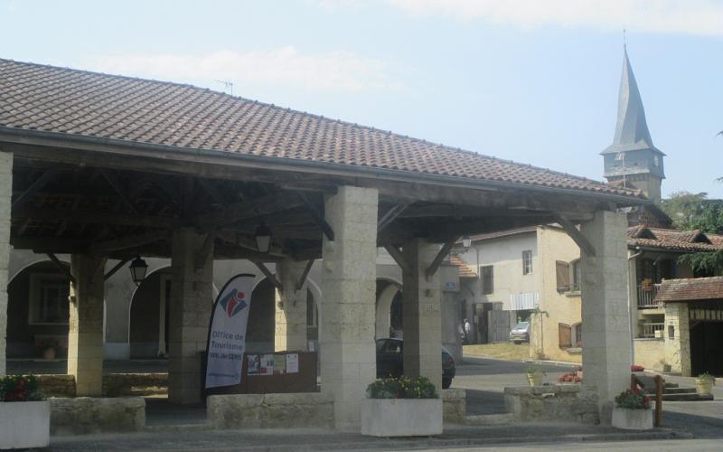 BUREAU D'INFORMATION TOURISTIQUE VAL DE GERS - BARRAN