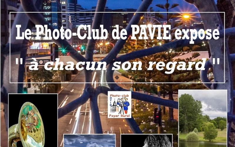 EXPOSITION PHOTO-CLUB DE PAVIE